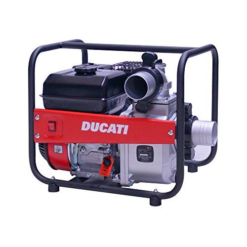 Ducati - Motobomba aguas limpias DCW80