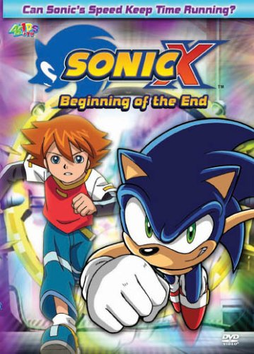 Sonic X, Vol. 10: The Beginning of the End