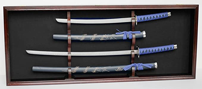"ChengYi 43/"" x 4.3/"" Katana Samurai Sword Storage Case Bag with Adjustable Shou..."