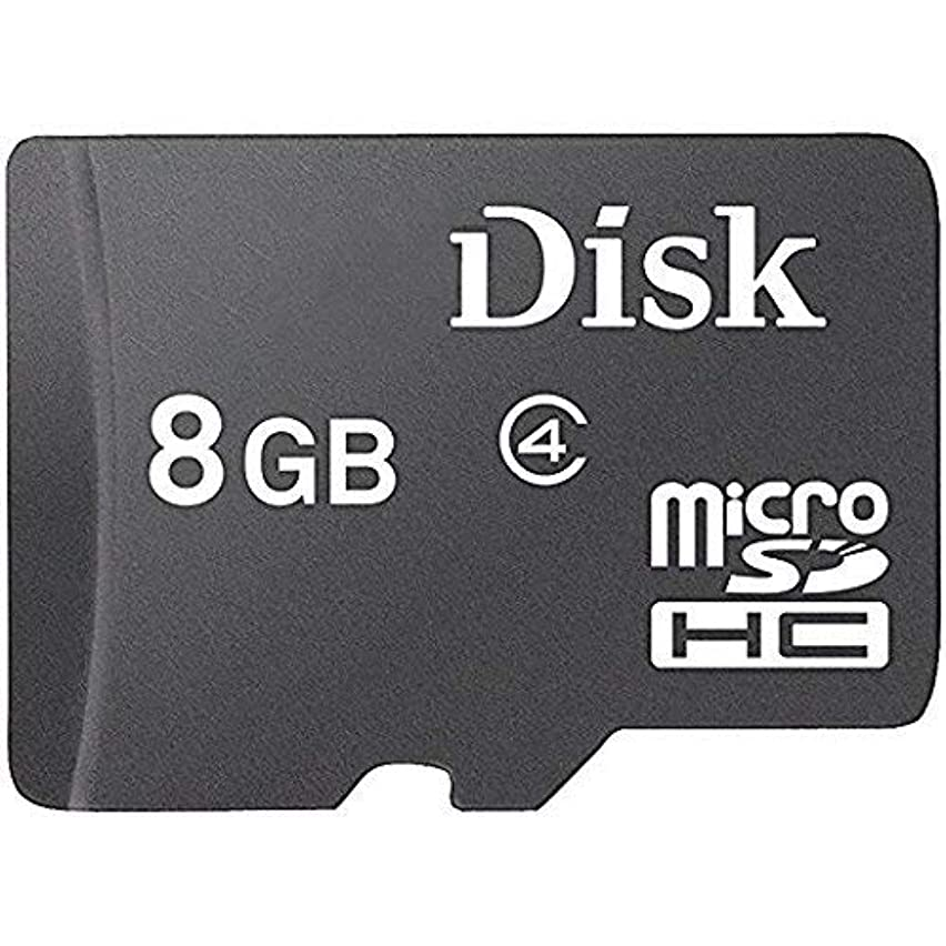 Memory SD Card 8 GB Class 10