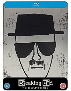 Breaking Bad - Complete Series Collector's Edition Tin (Exclusive to Amazon.co.uk) [Blu-ray] (B00N433OE4) | Amazon price tracker / tracking, Amazon price history charts, Amazon price watches, Amazon price drop alerts