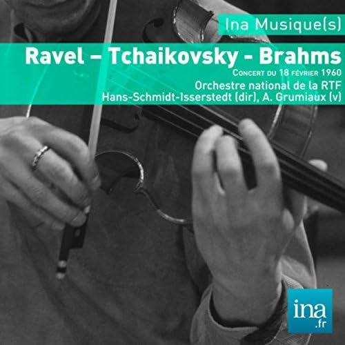 Orchestre National de la RTF, Arthur Grumiaux & Hans Schmidt-Isserstedt