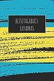 Reisetagebuch Bahamas: 6x9 Reise Journal I Notizbuch mit Checklisten zum Ausfüllen I Perfektes Geschenk für den Trip nach Bahamas für jeden Reisenden