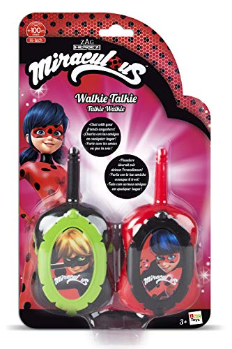 IMC Toys 442009LB Miracoulus Lady Bug Walkie Talkies
