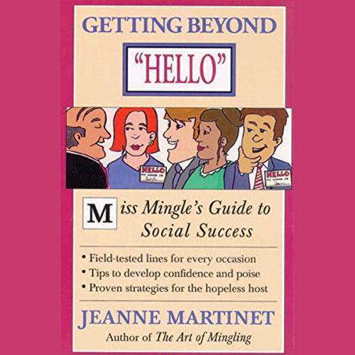 Getting Beyond Hello audiobook cover art