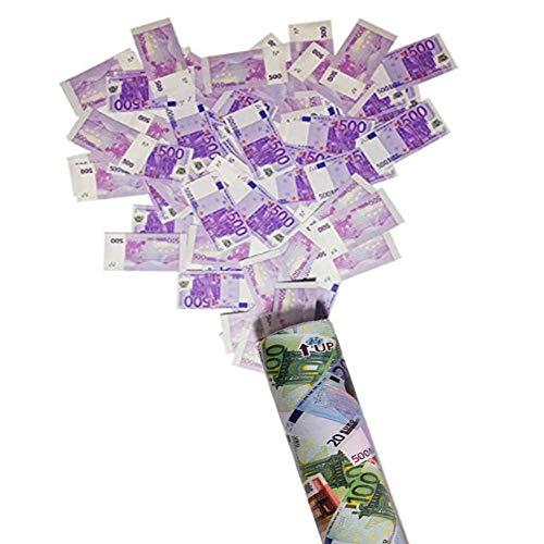 Unishop Cañon Confeti de 40 cm Juego de 2 Tupos...