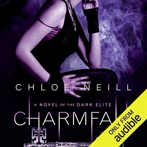 Charmfall audiobook cover art