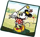 内野 Disney(ディズニー) ミニーゴルフ タオルハンカチ GUH15804
