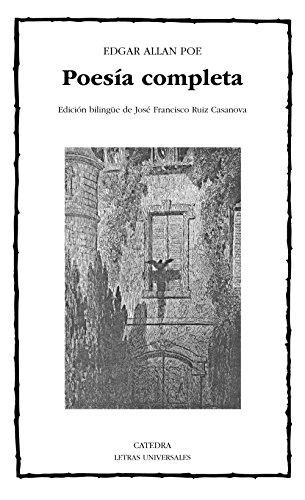 Poesía completa (Letras Universales) (Spanish Edition)