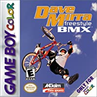 Dave Mirra Freestyle BMX / Game