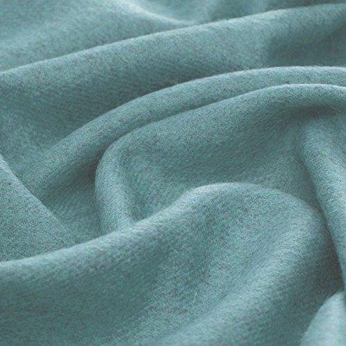 Lorenzo Cana High End Luxus Alpakadecke aus 100prozent Alpaka - Wolle vom Baby - Alpaka flauschig weich Decke Wohndecke Sofadecke Tagesdecke Kuscheldecke 96183