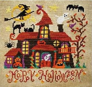 Happy Halloween Counted Cross Stitch,14ct 98x95stitch 28x27cm Cross Stitch Kits