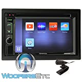 Kenwood DDX575BT in-Dash 2-DIN 6.2' Touchscreen DVD Receiver with...