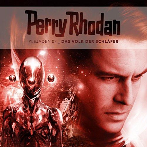 Das Volk der Schläfer (Perry Rhodan - Plejaden 3) Titelbild