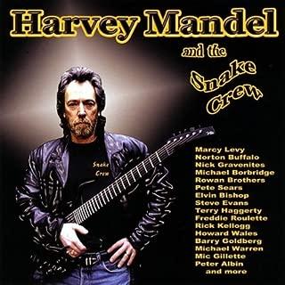 Harvey Mandel & Snake Crew