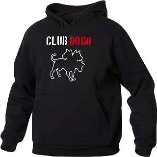 EYESS Sweatshirt Club Dogo Logo Vent all If You Were Shirt Hood Hoodie Unisex