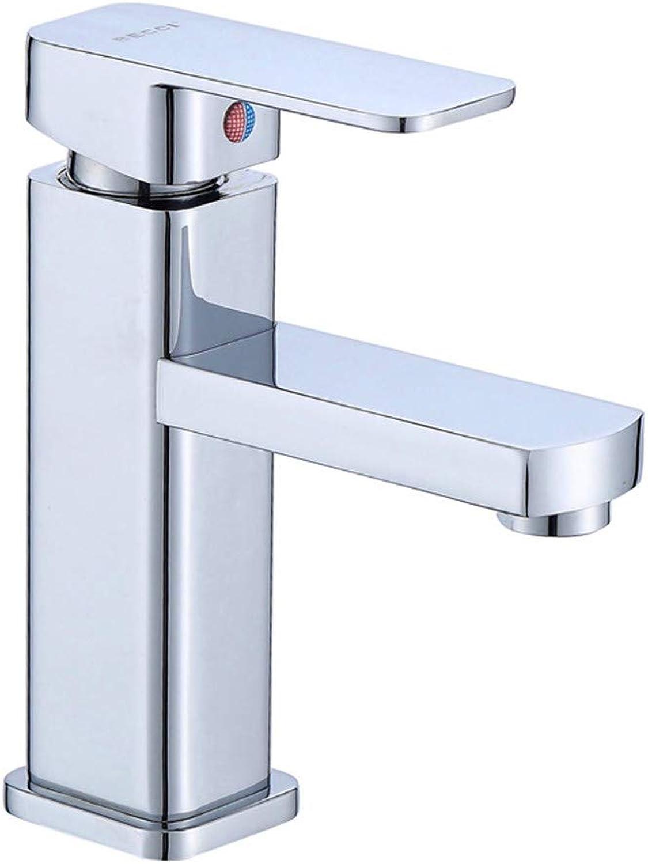 CWXDIAN Faucet bathroom four-sided basin faucet basin faucet, faucet