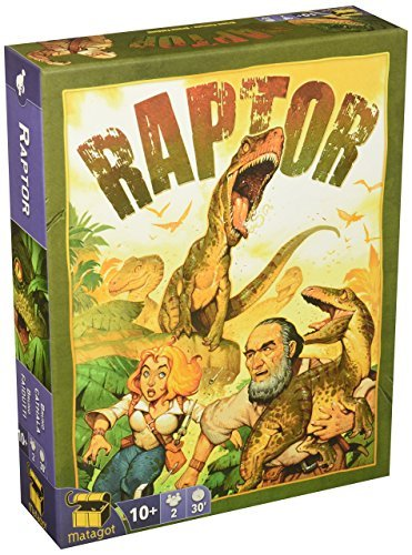 Raptor - Board Game - English