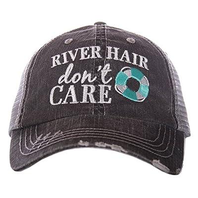 KATYDID River Hair Don't Care Women's Trucker Hat Cap