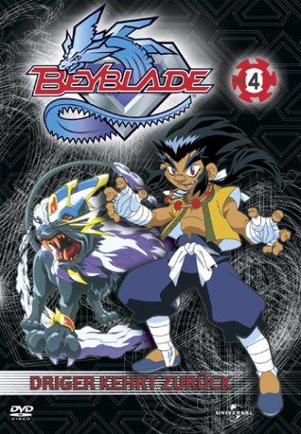 Beyblade 4 - Driger kehrt zurück