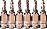 Vilarnau Brut Rosado - D.O. Cava - 6 Botellas de 750 ml - Total : 4500 ml