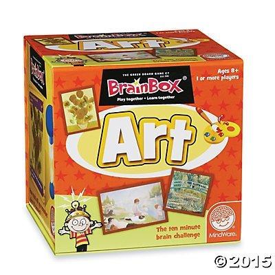MindWare BrainBox: Art