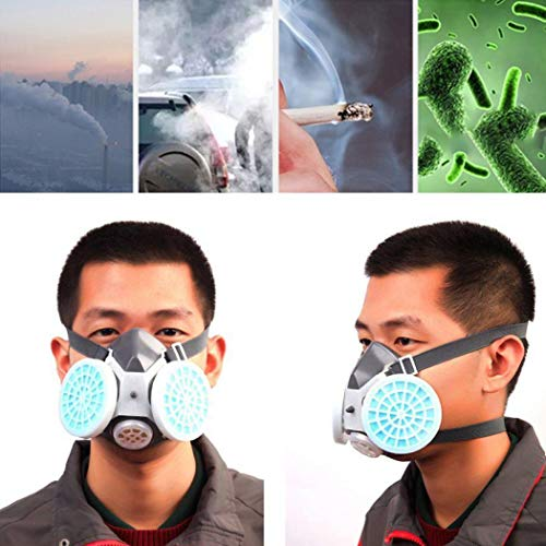 Maschera Protettiva con valvola Antigas