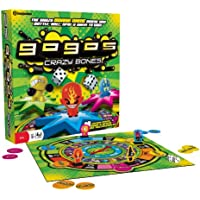 GoGo's Crazy Bones Board Game
