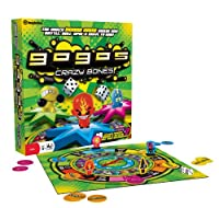 Gogo's Crazy Bones - Boardgame - Jeu de Société (Import Grande Bretagne, Langue Anglaise)