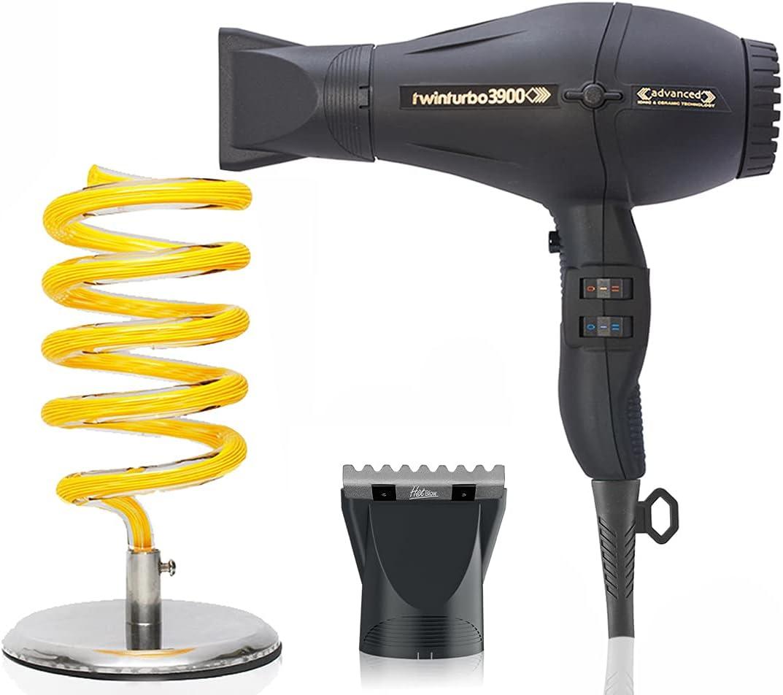 Turbo Power TwinTurbo Max 82% OFF 3900 Advanced Ionic 5% OFF Ceramic Techno Black