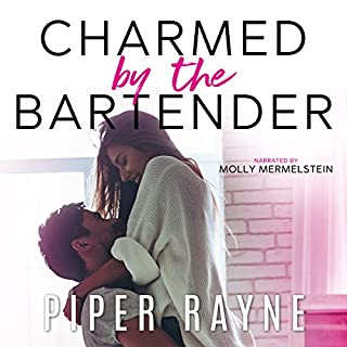 The Bartender     Modern Love, Book 1              By:                                                                                                                                 Piper Rayne                               Narrated by:                                                                                                                                 Molly Mermelstein                      Length: 6 hrs and 42 mins     2 ratings     Overall 4.0