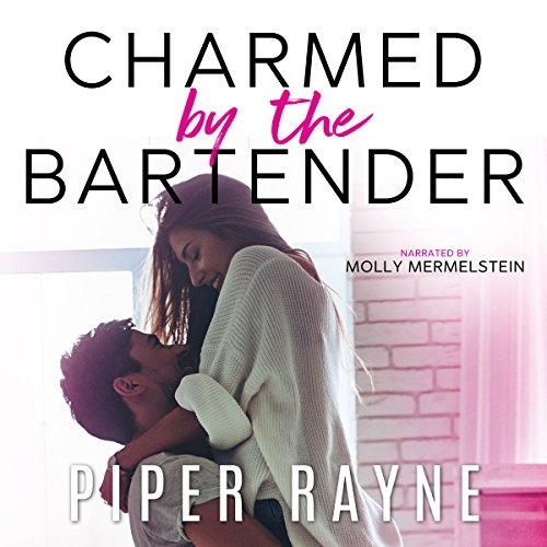 The Bartender     Modern Love, Book 1              By:                                                                                                                                 Piper Rayne                               Narrated by:                                                                                                                                 Molly Mermelstein                      Length: 6 hrs and 42 mins     56 ratings     Overall 4.4