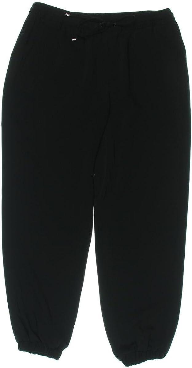 Ralph Lauren Womens Crepe Casual Jogger Pants