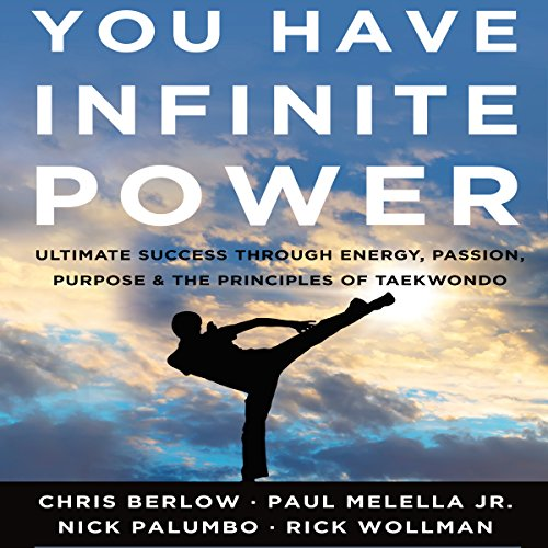 You Have Infinite Power audiobook cover art