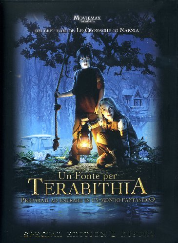 Un Ponte Per Terabithia (Special Edition) (2 Dvd)