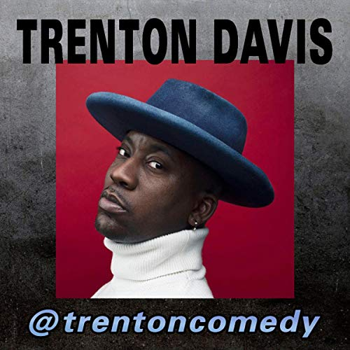 @trentoncomedy  By  cover art