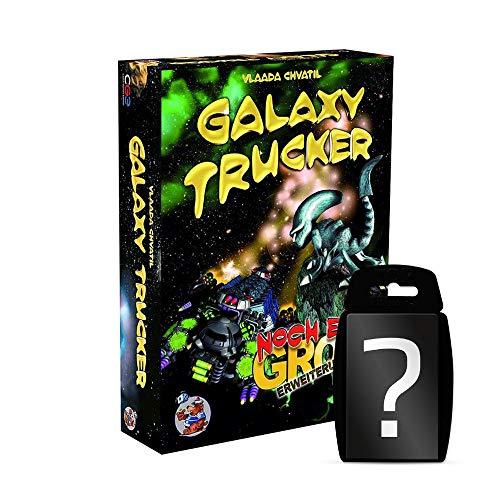 Galaxy Trucker - Noch eine Große Erweiterung - Brettspiel | DEUTSCH | Set inkl. Kartenspiel