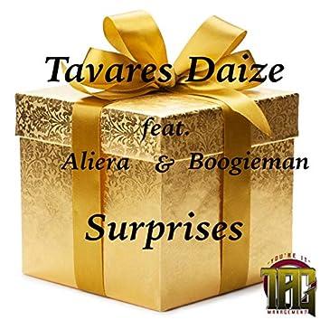 Surprises (feat. Aliera & Boogieman)