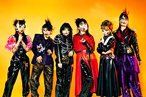 【Amazon.co.jp限定】BiSH presents FROM DUSK TiLL DAWN(DVD4枚組)(外付け特典:12cm四方ステッカーA(絵柄未定)付き)