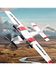 FX801 Airplane Cessna 182 2.4GHz 2CH RC Airplane Aircraft Outdoor Flight Toys for Kids Boys