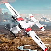 RC固定翼飛行機, sazoley FX801飛行機セスナ182 2.4 GHz 2 ch rc飛行機航空機屋外飛行おもちゃ用キッズ男の子