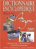 Dictionnaire encyclopédique 2005 (grand format)