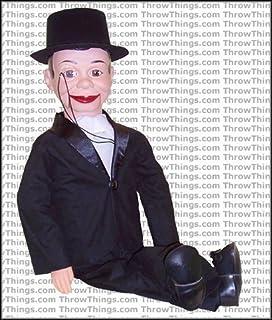 ThrowThings.com Charlie McCarthy Standard Upgrade Ventriloquist Dummy