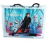 Disney Frozen Elsa Anna and Olaf Autograph Book with Retractable Pen