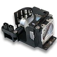 Eiki プロジェクターランプ互換、ハウジング付きモデルLC-XB33Nの交換用