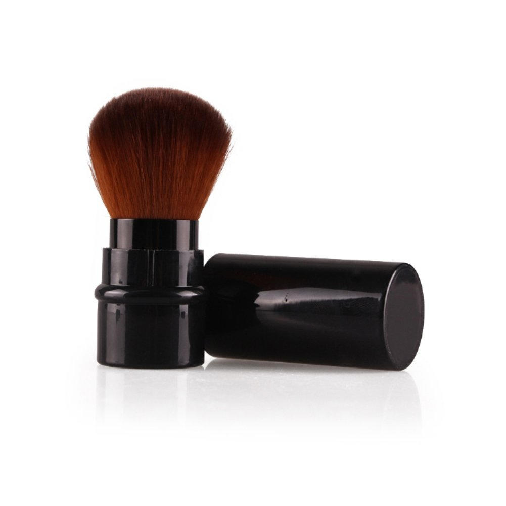 Yiitay Retractable Makeup Brush B Face Powder Round 100% quality warranty free