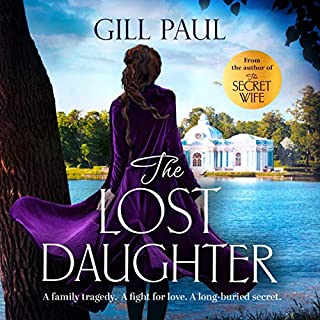 The Lost Daughter cover art