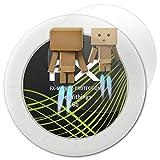 atFoliX Protección de Pantalla Compatible con Withings Go Lámina Protectora Espejo, Efecto Espejo FX Protector de Pantalla Espejo