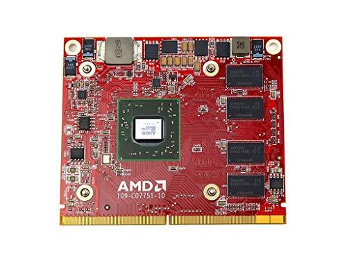 AMD Radeon HD7450A 1GB GDDR3 PCI-Express x16 MXM Laptop Graphics Video Card 671869-001 for HP Envy 23 Omni 220 27 TouchSmart 420 520 Series