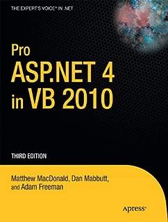 Pro ASP.NET 4 in VB 2010 (Expert's Voice in .NET)